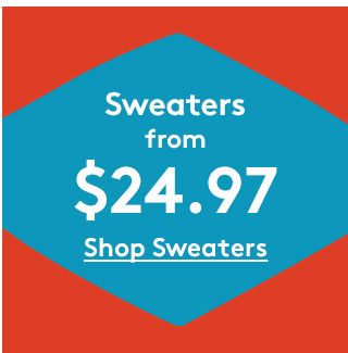 Sweaters from $24.97 | Shop Sweaters